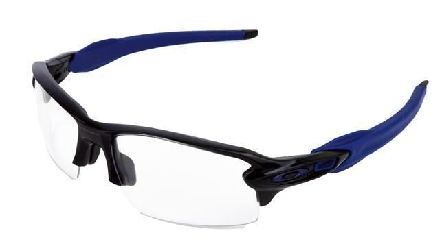239084001a NEW REPLACEMENT CLEAR LENS FOR OAKLEY FLAK JACKET 2.0 SUNGLASSES